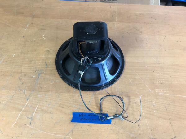 """1943 Jensen F12 Field Coil Full Range Hifi 12"""" Speaker"""
