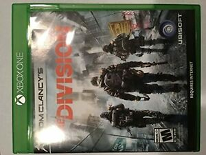 Tom Clancy's The Division For Xbox One Shooter Game Only 4E