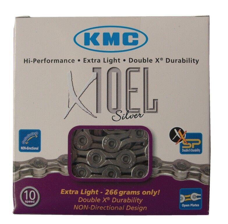 KMC X10EL 10-fach kette 114 glieder