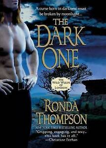 Dark-One-Paperback-by-Thompson-Ronda-Brand-New-Free-P-amp-P-in-the-UK