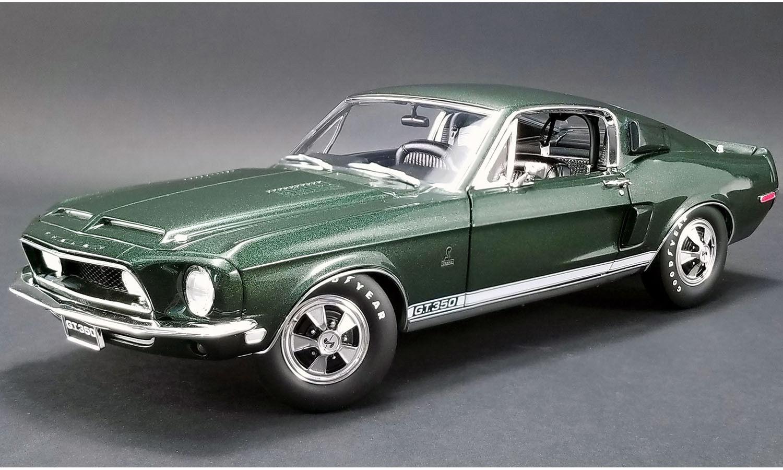 ACME 1968 Shelby GT350H Hertz Mustang 1 18 Green A1801825