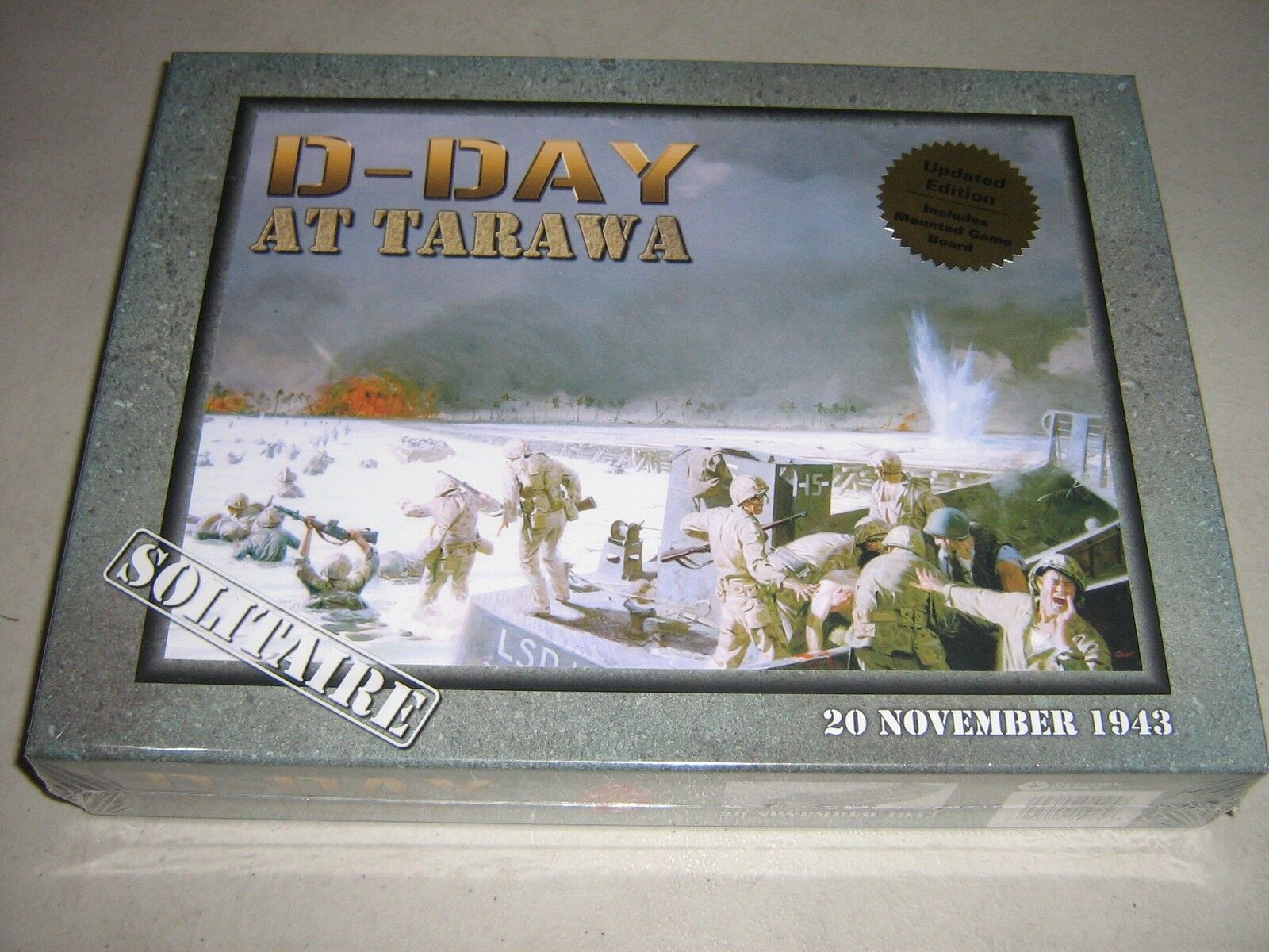 D-Day at Tarawa - Updated Edition  Nuovo