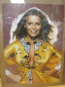 vintage-Cherryl-Ladd-1977-original-Poster-a