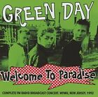 Green Day - Welcome to Paradise Wfmy-fm Broadcast CD Accd8028