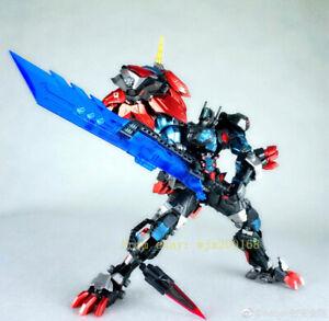 NeroArt Toys NT-08 Beast Muscle Black//White Leonidas Deformation New In Box