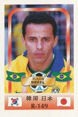 147 ALEX #  BRAZIL AC.PARMA CARTE CARD WORLD CUP 2002 REYAUCA