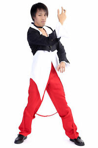 the king of fighters kof series cosplay costume iori yagami outfit