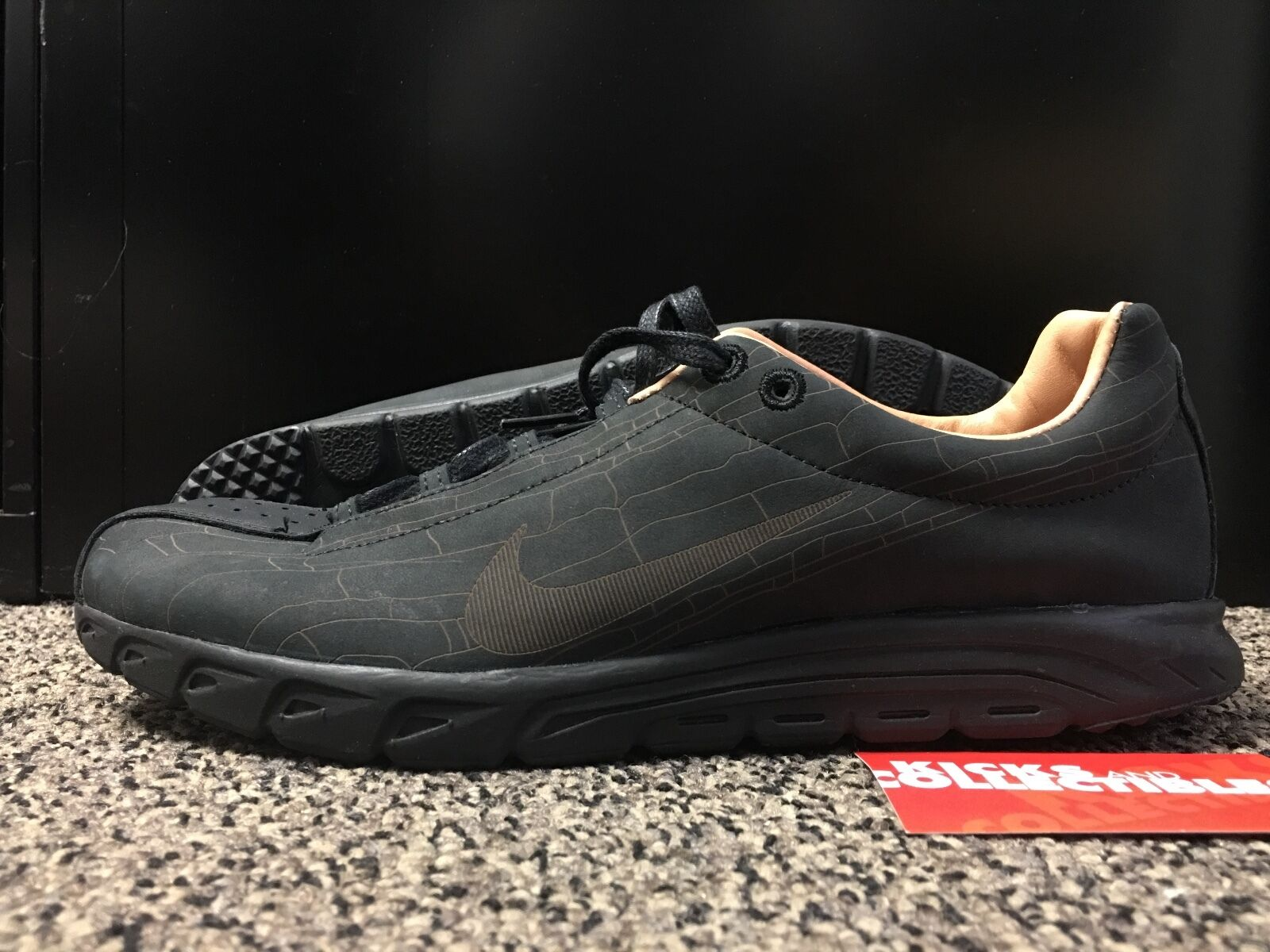 Nike eintagsfliege premium prm nsw 10 515003 515003 515003 011 schwarz max air ultra - light - 91f68f