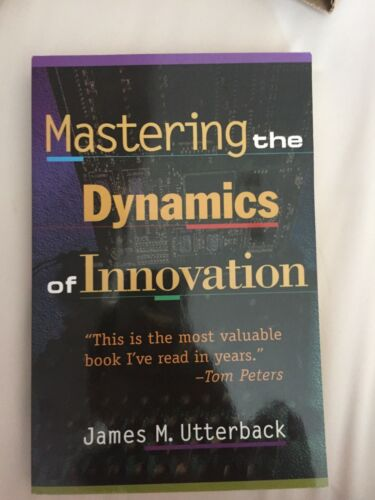 1 of 1 - Mastering the Dynamics of Innovation: How Companies Can Seize Opportunities...