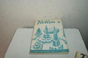 LIVRE-REVUE-FICTION-N-143-1965-SCIENCE-FICTION-FANTASTIQUE-INSOLITE-OPTA