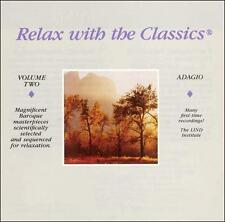 Unknown Artist Relax With the Classics CD