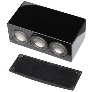 AuraSound-Whisper-Mini-Audiophile-Black-Lacquer-Center-Speaker