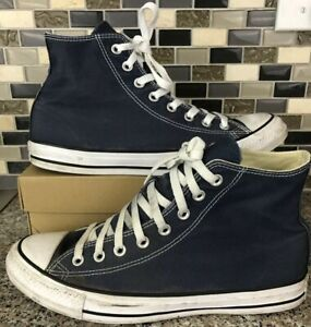 Sneakers CONVERSE All Star Hi M9622 Navy