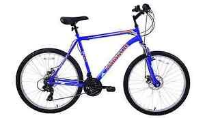 MTX400-26-034-wheel-front-suspension-mens-disc-brakes-23-034-frame-mountain-bike-blue