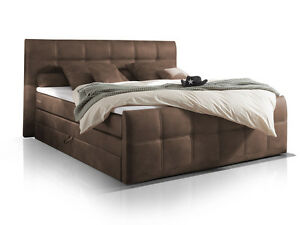artemis boxspringbett mit bettkasten doppelbett boxspring. Black Bedroom Furniture Sets. Home Design Ideas