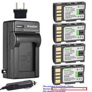 Kastar-Battery-AC-Charger-for-JVC-BN-VF808-BN-VF808U-amp-JVC-GR-D875-Camcorder