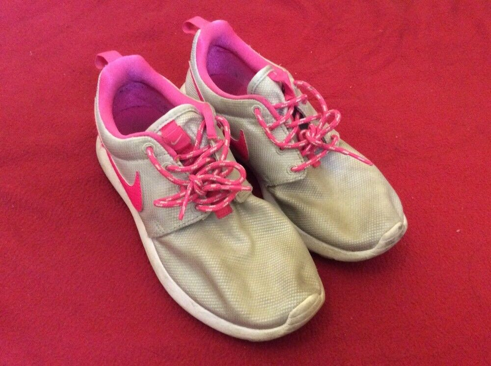 buy online 8521a 95927 Ladies Nike Roshe Roshe Roshe Grey N Pink Size 4 ce1592 - oxfords ...