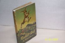 Rabbit Hill, by Lawson, Robert, 1st Edition, 1944, Collectible Children's, H/C