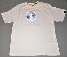 """NWT Converse® Mens WADE #3 """"SILVER PATCH"""" Heat Basketball Jersey Tee Shirt XL"""