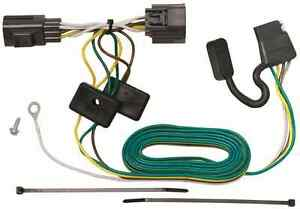 2007 2016 jeep wrangler trailer hitch wiring kit harness play direct t one ebay