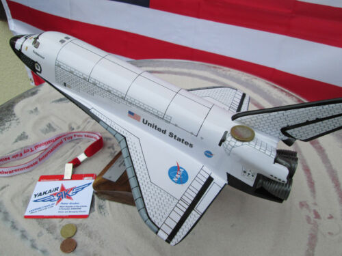 Endeavour ov-105 nasa Space Shuttle AEE cohete XXL Rocket avion Aircraft yakair