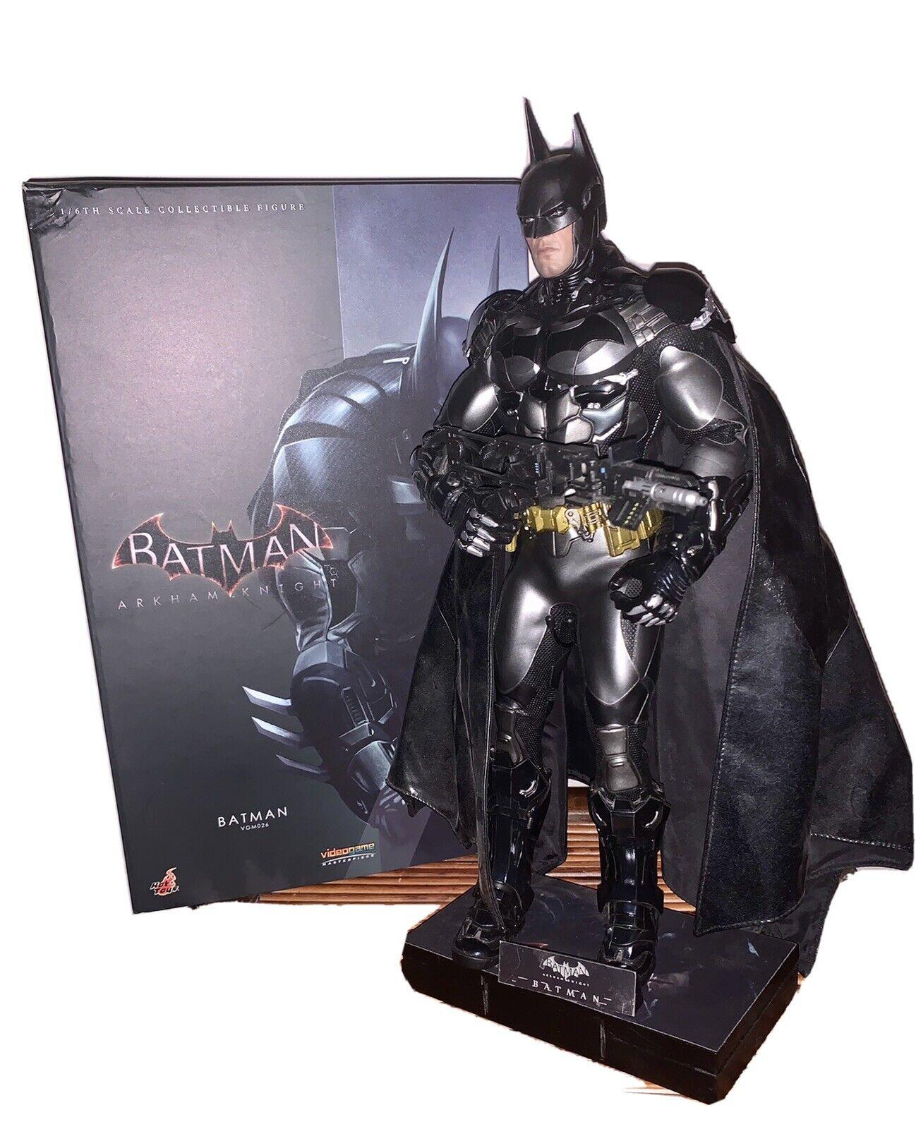 Hot Toys VGM026 Batman Arkham Knight on eBay thumbnail