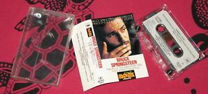 Bruce Springsteen - The wild, the innocent and the E street shuffle (MC; 1973). - Italia - Bruce Springsteen - The wild, the innocent and the E street shuffle (MC; 1973). - Italia