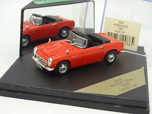 Vitesse-1-43-Honda-S800-Rouge-1966