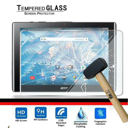 Tablet Tempered Glass Screen Protector Cover For Acer Iconia One 10 B3-A40FHD