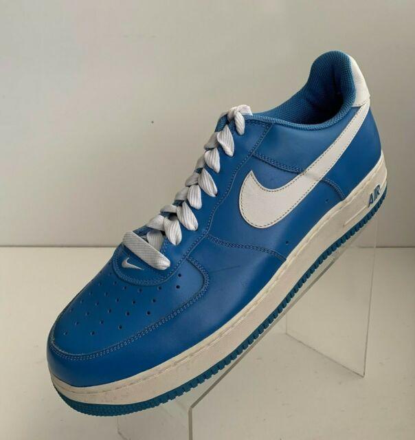 Size 14 - Nike Air Force 1 University Blue for sale online   eBay