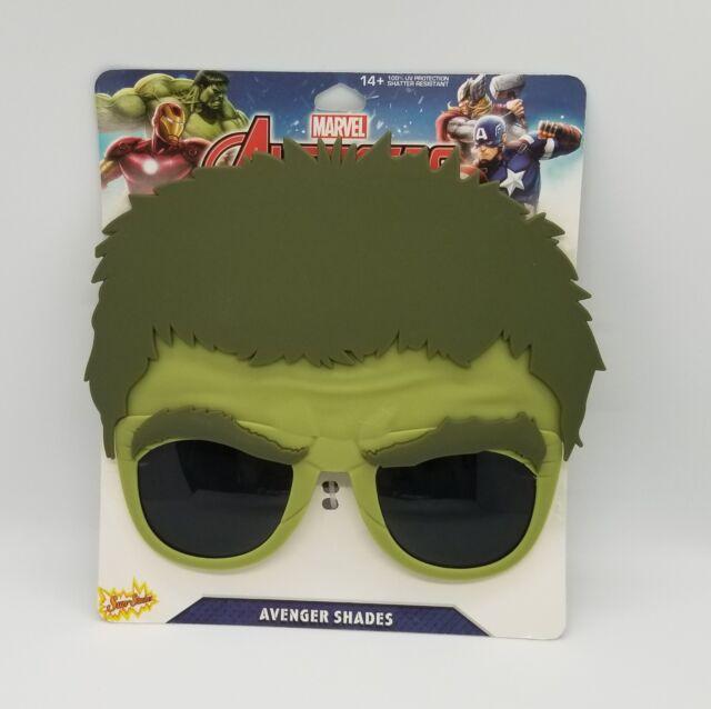 f456156623 Buy Hulk Sunglasses Mask by Sun-Staches Avengers Marvel Comics ...
