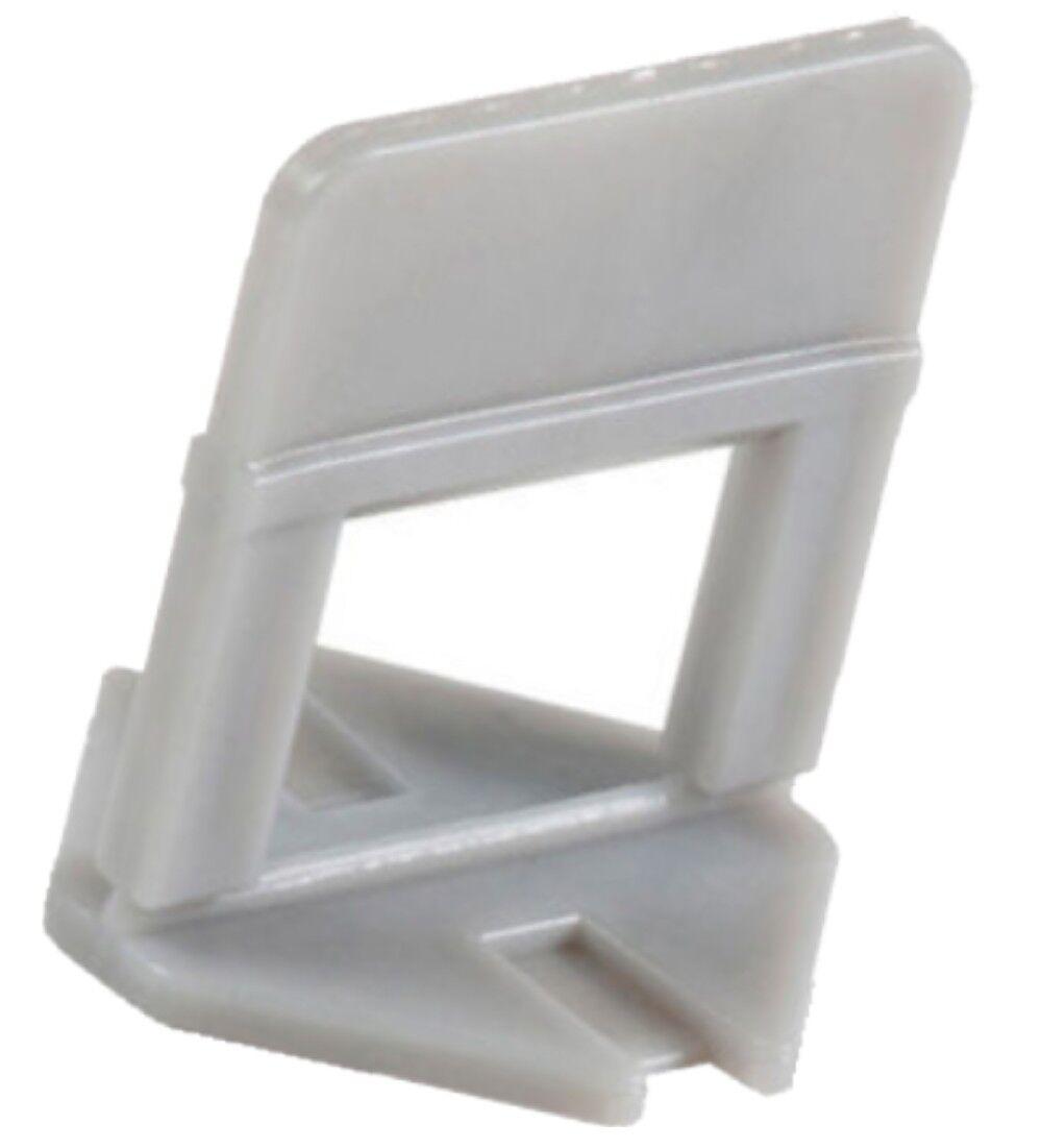 Raimondi RLS, Nivelliersystem, Karton mit 2.000 Zuglaschen (3-12mm)   Roman    Deutschland Store    Hochwertige Materialien