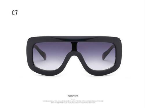 Sunglasses Square Oversized Women Sunshades Luxury Sun Glasses