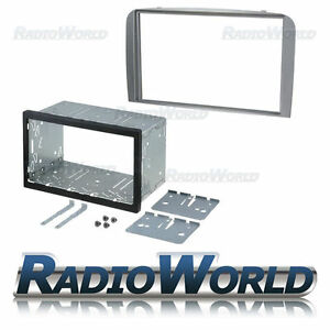 Alfa-Romeo-147-GT-Double-Din-Fascia-Panel-Adapter-Plate-Cage-Fitting-Kit