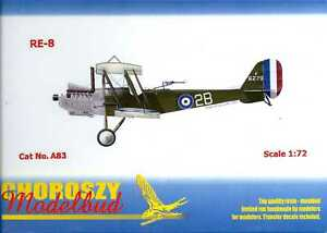 1A British WWI Fighter Choroszy Models 1//72 AIRCO D.H