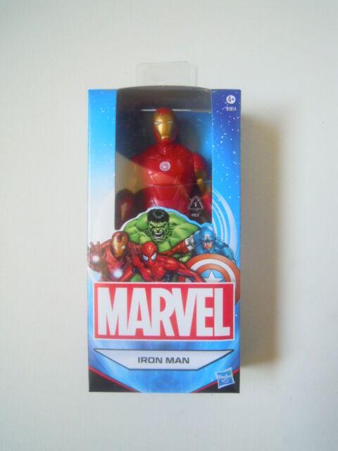 MARVEL IRON MAN 15 cm NUOVO nella confezione originale Hasbro AVENGERS  maclama