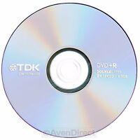 TDK (61611) Storage Media Blank Media