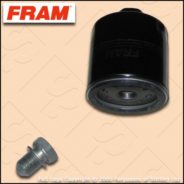 Audi A2 8Z0 1.4 TDI Genuine Fram Engine Air Filter Service Replacement