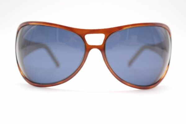 Abundante Freudenhaus Palm Springs: Havana 68 15 Marrón Ovalada Gafas De Sol Sunglasses