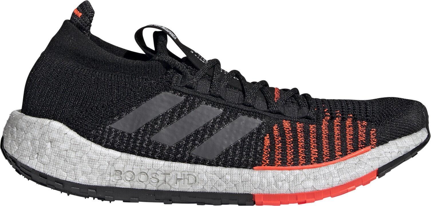 Adidas Zapatos de hombre para correr HD de refuerzo de pulso-Negro