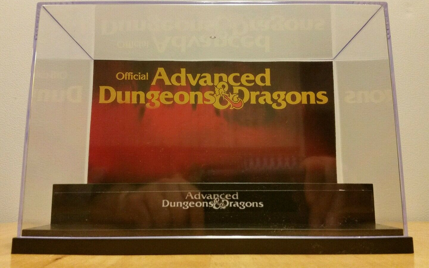 Advanced dungeons & dragons display diorama für actionfiguren fall