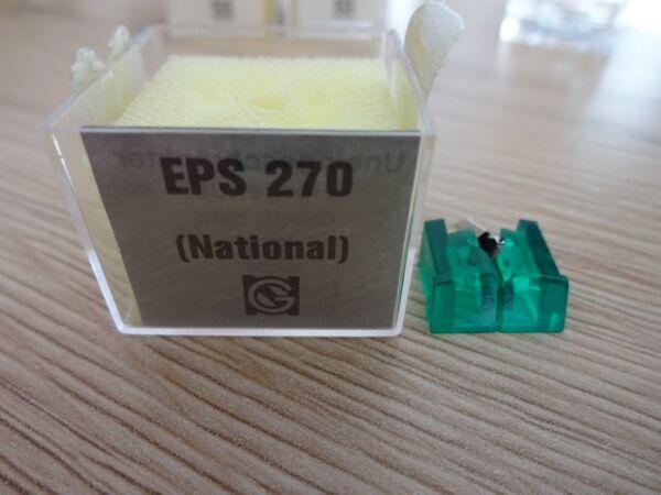 Unbenutzt Nachbau Für National Nadel Eps270 12 Monate Garantie* Zacht En Antislippery