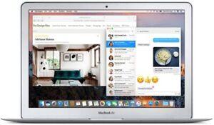 Apple 13in MacBook Air (2017 Version) 1.8GHz Core i5 CPU, 8GB RAM, 256GB SSD