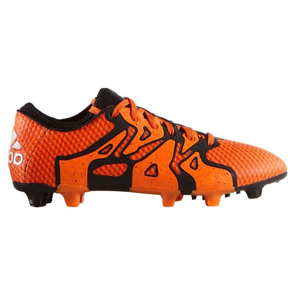 adidas X 15 Primeknit FG/AG Cleats Firm Ground Soccer Zapatos Cleats FG/AG 0fd691