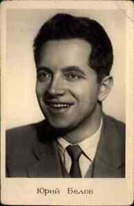 Russland-Sowjetunion-Film-Buehne-Kino-Schauspieler-Actor-Russia-Juri-Below-Foto