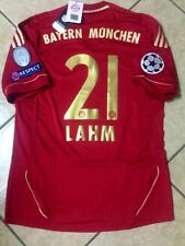Adidas Germany Fc bayern Munich Lahm Trikot Football Jersey S,M,L,Xl shirt