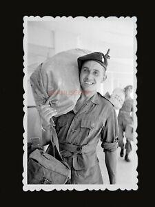 1950s-BRITISH-ROYAL-ARMY-CARGO-WAR-JAPAN-SURRENDER-Vintage-Hong-Kong-Photo-847