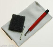 Titanium Refinishing Kit -  Pad  & Pen for Oris TT1 Brushed Titanium Finishes