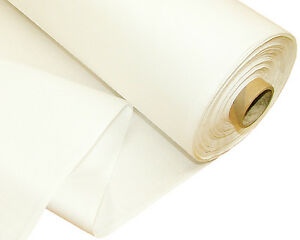 Curtain-Lining-Fabric-POLY-COTTON-Light-Cream-Ivory-and-White