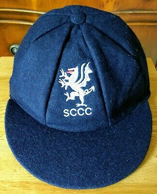 English Style Replica MCC Touring Navy Blue Woolen Caps L /& XL @ £15.95p Trad